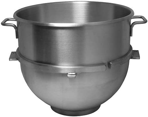 High material Vollum 80-Quart Commercial Super intense SALE Stainless Steel for Hobar Mixing Bowl