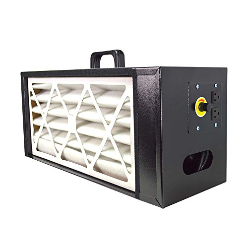 Learn More About Oasis Machinery DC1700 Portable Air Cleaner 3 Fan Variable Speed