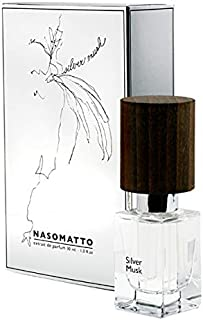 Nasomatto Silver Musk for Men & Women Extrait De Parfum 30ml Perfume