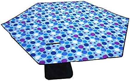 Minzhu Zelt Schlafmatte Wasserdicht Samt Picknickdecke Faltbare Camping Teppich Teppich Teppich für Camping (Blau) Camping (Farbe   Blau) B07MYHJGSP | Verrückter Preis  343865