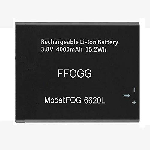 FFOGG New Verizon Novatel Jetpack Mifi 6620L Battery P/N 4011513 3.8V...
