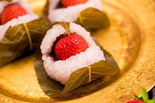 バレンタイン チョコ チョコレート 義理 プレゼント 御礼 お配り ギフト まとめ買い 良平堂 / いちご桜餅 x1/ 良平堂
