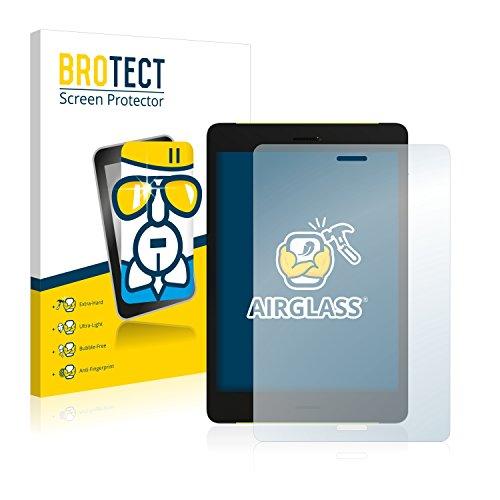 BROTECT Panzerglas Schutzfolie kompatibel mit Pocketbook Surfpad 4 M - AirGlass, 9H Härte, Anti-Fingerprint, HD-Clear