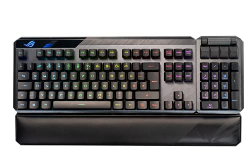 ROG Claymore II Gaming KEYBOARDWRLS