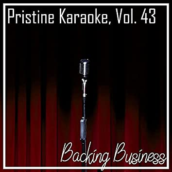 Pristine Karaoke, Vol. 43