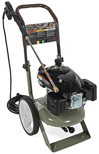 Best Buy! Mi-T-M CV-2600-0DMC Pressure Washer, Gasoline Direct Drive, Vertical, Light Duty, 2.2 GPM