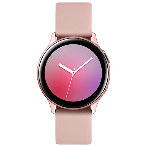 Galaxy Watch Active2 Bluetooth Aluminium 40mm - Pink Gold (UK Version)
