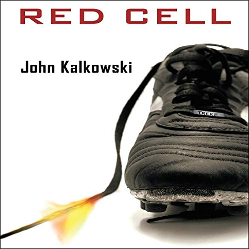 Red Cell audiobook cover art