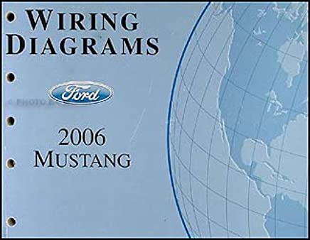 2006 ford mustang wiring diagram manual original ford 2007 mustang wiring diagram 2006 mustang wiring diagram #13