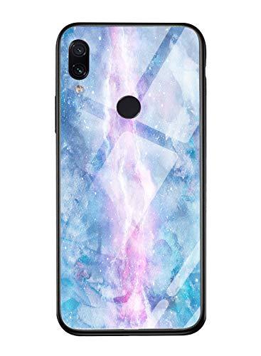 Oihxse Colorido Gradual Cristal Estilo Case Compatible
