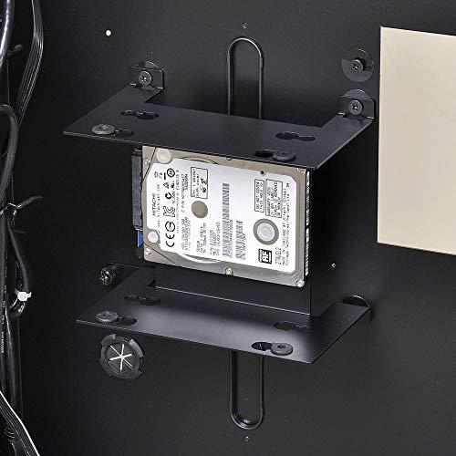 Lian Li PC-O11WXC computer case Midi-Tower Nero, Trasparente
