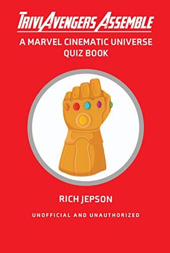 TriviAvengers Assemble: A Marvel Cinematic Universe Quiz Book (English Edition)
