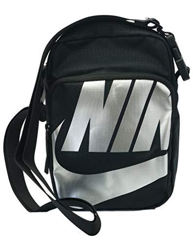 Nike Unisex Sportswear Heritage 2.0 Tasche Schwarz One Size