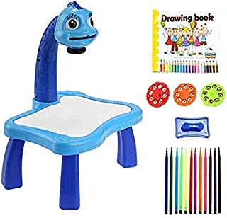 SOL-TECH Desk and Projector Painting To Learn Drawing For Ages 3+
