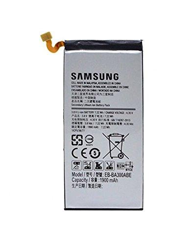 Akku Movil Samsung Galaxy A3SM-A300FU eb-ba300abe 1900mAh original