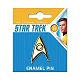 Ata-Boy Star Trek Science Insignia 3/4' Full Color Enamel Pin