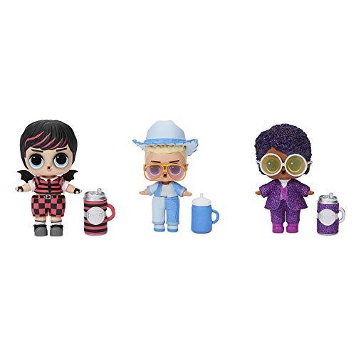 LOL Surprise Bambola Personaggi Bambini, Con 7 Sorprese, Sorpresa che Cambia Colore e Altro, Serie 3