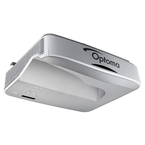Optoma ZH400USTi Video - Proyector (4000 lúmenes ANSI, DLP, 1080p (1920x1080), 16:9, 2209,8 - 2590,8 mm (87 - 102