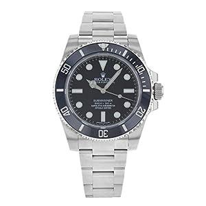 Fashion Shopping Rolex New Submariner 114060 Steel Black Ceramic 2019 Box/Paper/5YrWarranty #RL4