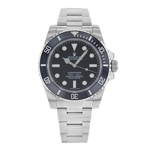 Rolex New Submariner 114060 Steel Black Ceramic 2019 Box/Paper/5YrWarranty #RL4