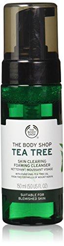 The Body Shop Tea Tree Foaming Cleanser 150ml