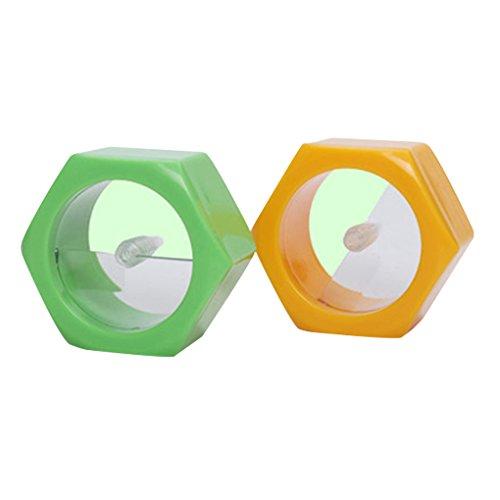 QHGstore Creative Spiral Slicer Concombre Concombre Crayon Sharpener Gadget