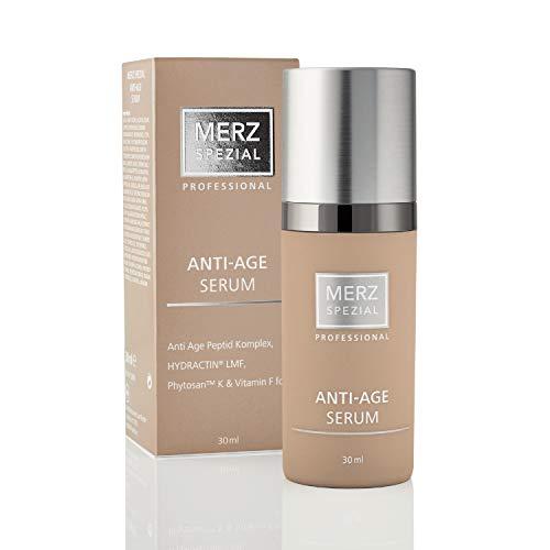 Merz Spezial Professional Anti-Age Serum – Anti Aging Pflege für ein geglättetes Hautbild und eine verbesserte Hautelastizität (1 x 30 ml)