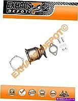 2002-2005 KIA SEDONA 3.5L FRONT LEFTのための触媒コンバーター Catalytic Converter