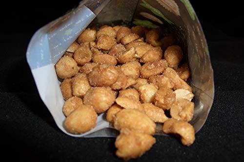 Erdnüsse ohne Schale, ohne haut, salzig-süß, mit Honig 1kg