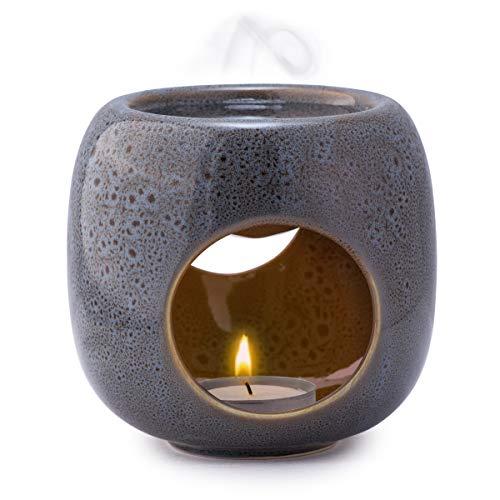 Kaloogo® Sabai Scent Pure - Keramik Duftlampe/Duftlicht - Unterwasser Effekt