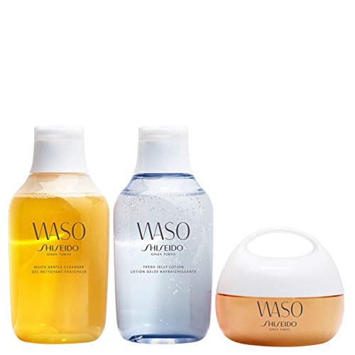 Kit Shiseido Waso Delicious Skin Bento Box (3 Produtos)
