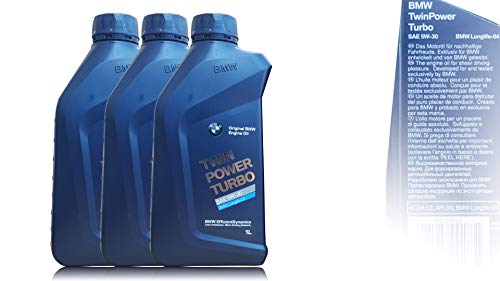 Original BMW Motoröl 3x Öl 5W-30 Twin Power Turbo LongLife-04