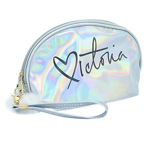 Vovotrade Sac cosmétique laser PU embrayage multifonction sac à main boîte voyage maquillage sac cosmétique trousse de toilette