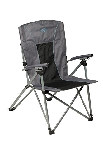Bo-Camp King Deluxe Plus | Silla plegable de camping