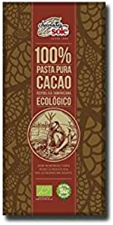 Pasta Pura 100% cacao en tableta Chocolates Solé 100 gr