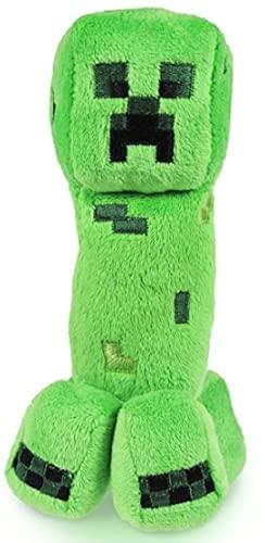Creeper Plush Toys(8'/20cm),Creeper Game Plush Stuffed Black Toys for...