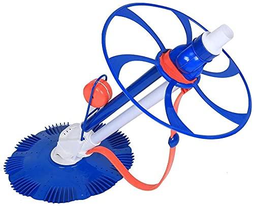 NICERE Aspirador de repuesto para piscina, piscina, aspiradora automática, cabezal de aspiración, equipo de limpieza de piscina, fácil instalación, conexión con el sistema de filtro de piscina