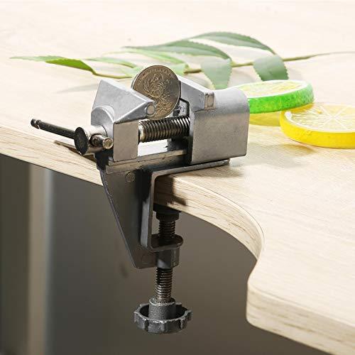 Craft Vise Table Vise Aleación de aluminio Útil para taller Útil para el garaje,