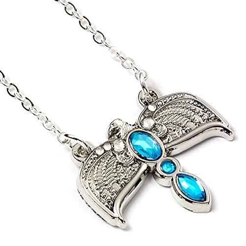 Harry Potter Collar de diadema chapado en plata