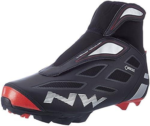 Northwave Celsius 2 GTX MTB Winter Fahrrad Schuhe Schwarzrot 2016