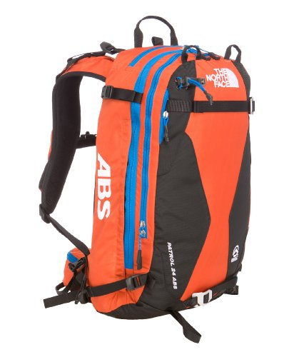 The North Face rugzak Patrol 24 L Abs, Oriole Orange, 59 x 30 x 17 cm