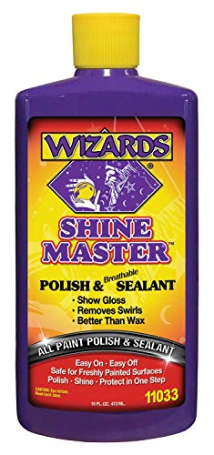 Wizards Wax amp Polish Shine Master 16 oz