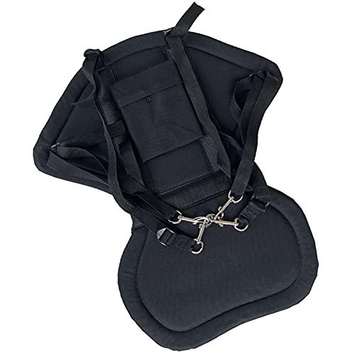 cyg Kajak Sitz, Kanu-Kajak-Sitz Weich Und rutschfest Gepolsterte Kanu-Rückenlehne Mit Rückenlehne Kajaksitz Rückenlehne Sitzkajaks Kajaksitz Bootssitz