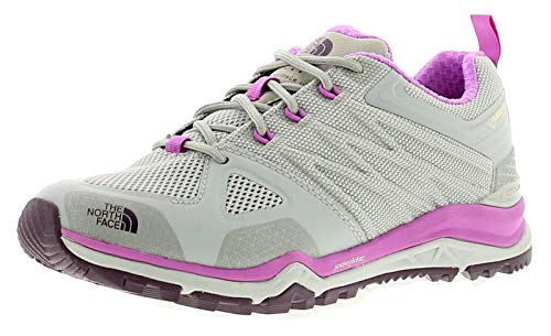 The North Face W Ultra Fastpack II Zapatos de Trail Running Mujer Gris, 37