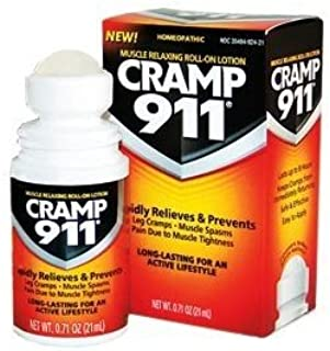 Cramp911 - Roll-On Muscle Relaxing Lotion - 21 ML