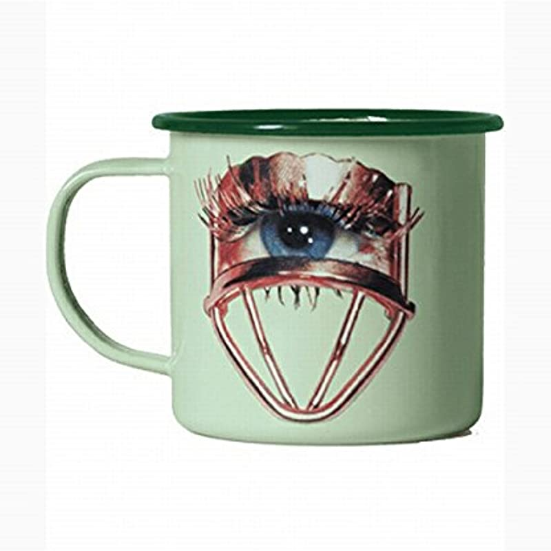 Seletti Toiletpaper Mug Eye Green