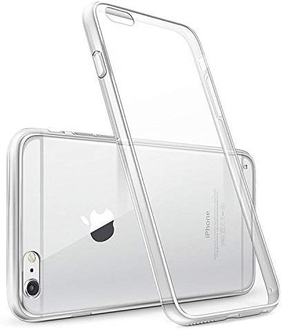 Hifad Case Transparent Back Cover for Apple iPhone 4s