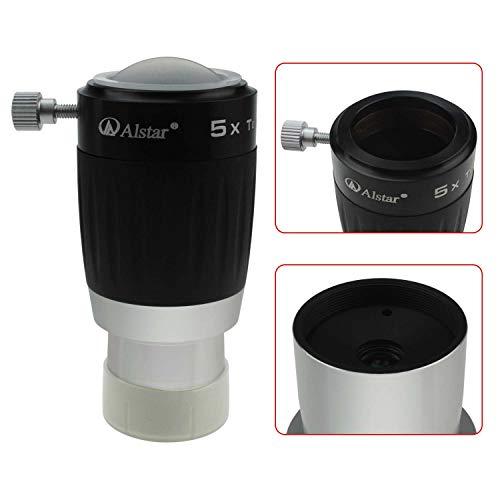 Alstar 1.25' 4-Elements 5X TeleXtender Barlow Lens