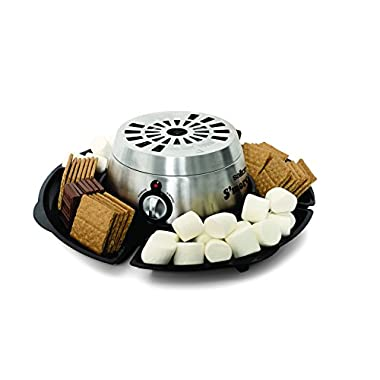 Salton SP1717 S'mores & Fondue Maker, Black