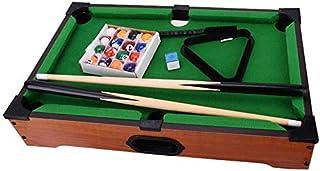 YUHT Mini Mesa de Billar Bola de Billar Inicio Conjuntos de Juegos ...